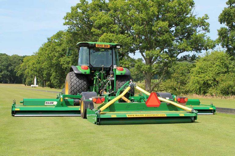 New Equipment for Atlas Green